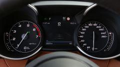 Alfa Romeo Giulia 2020, nuovo quadro strumenti