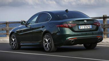 Alfa Romeo Giulia 2020, prezzi da 40.000 euro