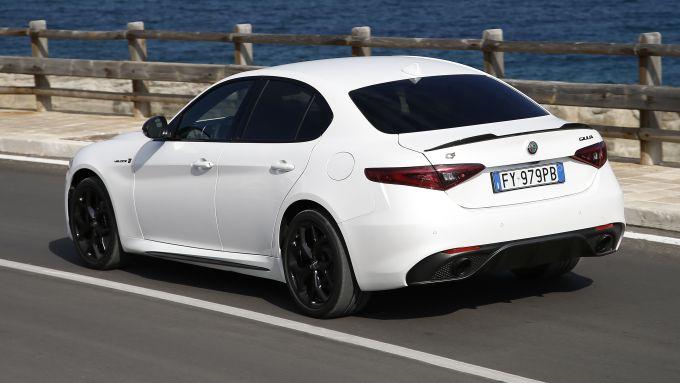Alfa Romeo Giulia 2020, primo contatto
