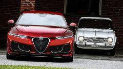Alfa Romeo Giulia 2021: vecchio e nuovo