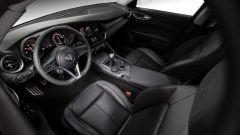 Alfa Romeo Giulia 2.2 Jtdm 180 CV by BR-Performance: nessuna modifica agli interni