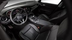 Alfa Romeo Giulia 2.2 Turbo by BR-Performance, gli interni