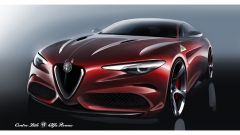 Alfa Romeo Giulia anteriore