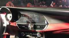 Alfa Romeo Giulia e Stelvio 2020: dettagli interni
