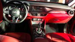 Alfa Romeo Giulia e Stelvio 2020: gli interni rinnovati