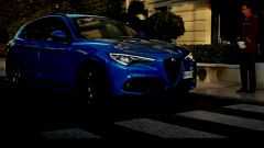Alfa Romeo Giulia e Stelvio 2020, in onda lo spot con Kimi Raikkonen