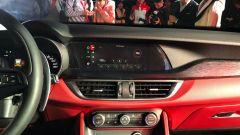 Alfa Romeo Giulia e Stelvio 2020: nuovo display touch da 8.8 pollici