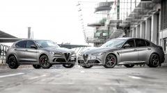 Alfa Romeo Giulia e Stelvio arrivano le versioni ibride plug-in
