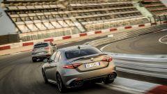 Alfa Romeo Giulia e Stelvio Quadrifoglio Nring: ecco la serie limitata - Immagine: 1