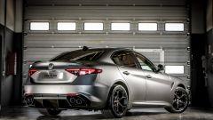Alfa Romeo Giulia e Stelvio Quadrifoglio Nring: ecco la serie limitata - Immagine: 9