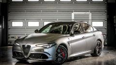 Alfa Romeo Giulia e Stelvio Quadrifoglio Nring: ecco la serie limitata - Immagine: 10