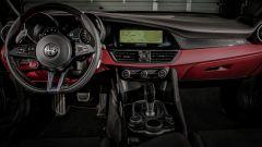 Alfa Romeo Giulia e Stelvio Quadrifoglio Nring: ecco la serie limitata - Immagine: 13