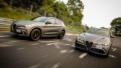 Alfa Romeo Giulia e Stelvio Quadrifoglio Nring: ecco la serie limitata - Immagine: 17