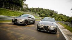 Alfa Romeo Giulia e Stelvio Quadrifoglio Nring: ecco la serie limitata - Immagine: 18