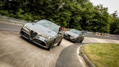Alfa Romeo Giulia e Stelvio Quadrifoglio Nring: ecco la serie limitata - Immagine: 19