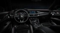 Alfa Romeo Giulia e Stelvio Veloce Ti, gli interni