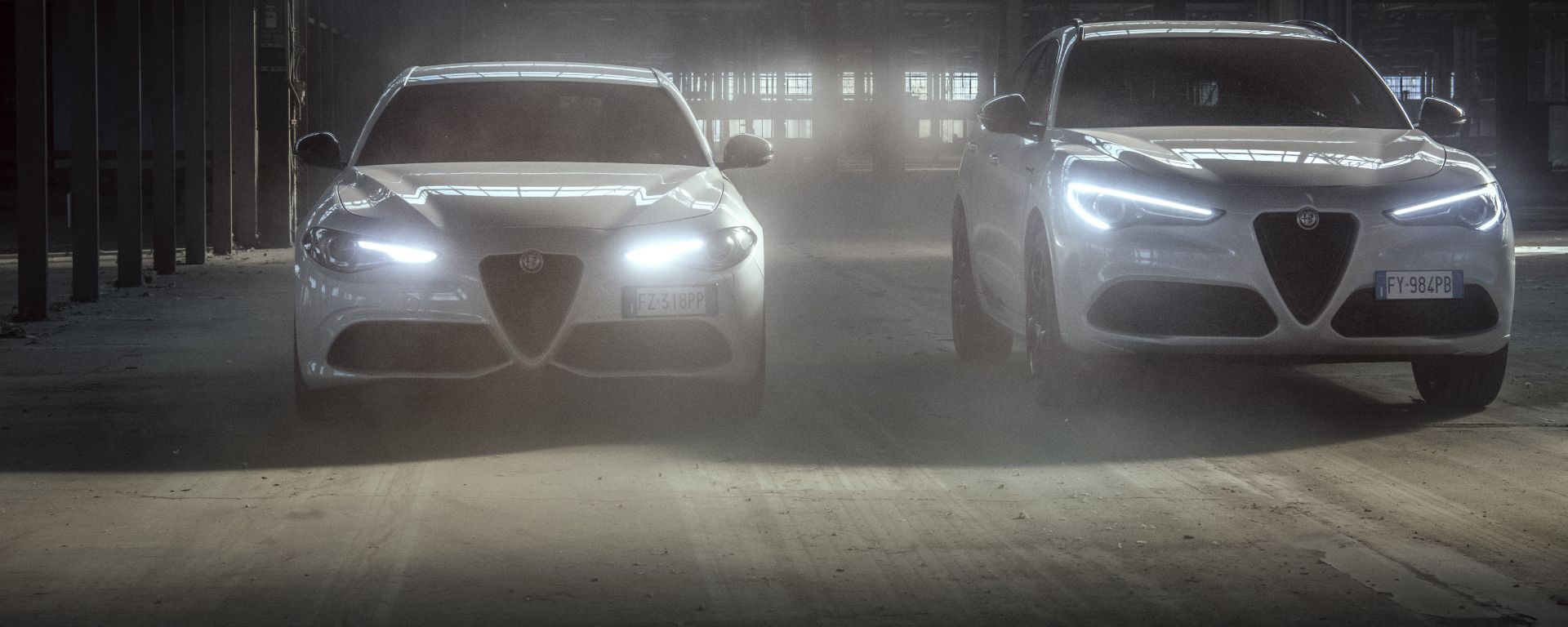 Alfa Romeo Giulia e Stelvio Veloce Ti