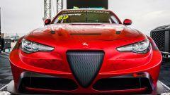 Alfa Romeo Giulia elettrica? Sì, ma è un prototipo da corsa - Immagine: 4