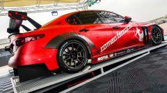 Alfa Romeo Giulia elettrica? Sì, ma è un prototipo da corsa - Immagine: 5