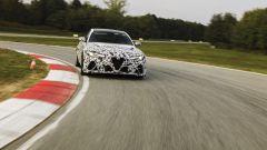Alfa Romeo Giulia GTA 2021: il prototipo è finito nelle mani di Raikkonen e Giovinazzi