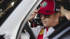 Alfa Romeo Giulia GTA 2021: Kimi Raikkonen in cattedra