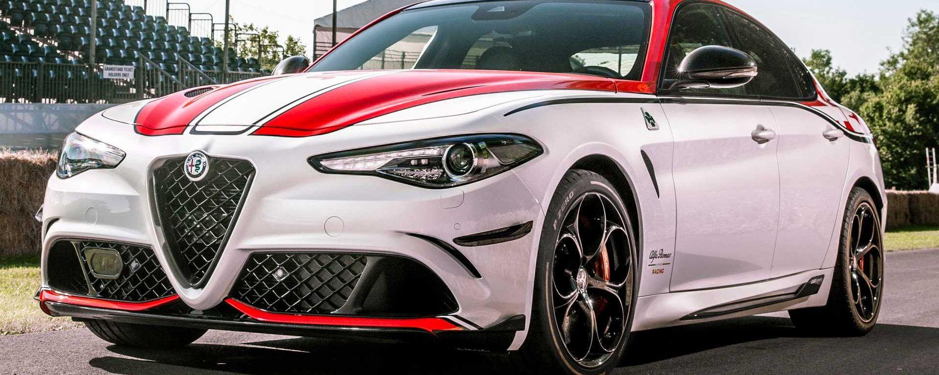 Alfa Romeo Giulia GTA a Ginevra 2020?