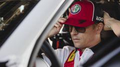 Alfa Romeo Giulia GTA, al volante Kimi Raikkonen