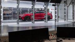 Alfa Romeo Giulia GTA, galleria del vento