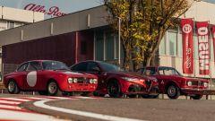 Alfa Romeo Giulia GTA, generazioni a confronto