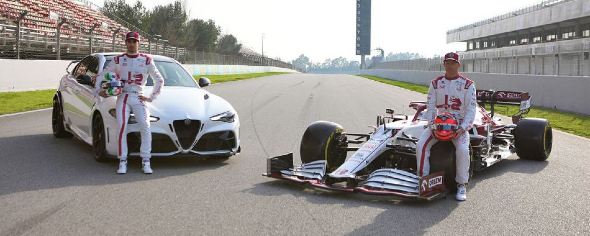 Alfa Romeo Giulia GTA: la sportiva del Biscione sviluppata con il Team di Formula Uno