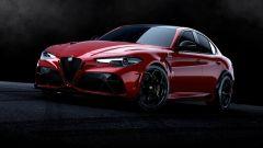 Alfa Romeo Giulia GTA, l'anteriore