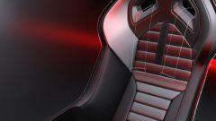 Alfa Romeo Giulia GTAm, i sedili