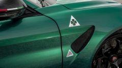 Alfa Romeo Giulia GTAm, il mitico Quadrifoglio