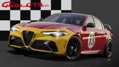 Alfa Romeo Giulia GTAm: le livree del Centro Stile si ispirano ai successi del passato
