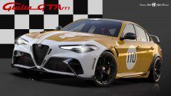 Alfa Romeo Giulia GTAm: livree speciali per celebrare i successi del passato