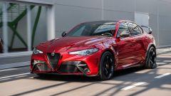 Alfa Romeo Giulia GTAm è al Nurburgring. Tentativo di record? - Immagine: 5