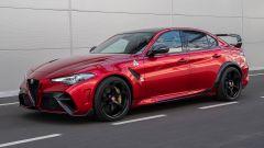 Alfa Romeo Giulia GTAm è al Nurburgring. Tentativo di record? - Immagine: 7