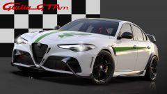 Alfa Romeo Giulia GTAm: ulteriore livrea proposta del Centro Stile