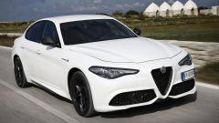 Alfa Romeo Giulia, il mild hybrid è un'ipotesi concreta