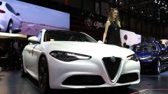Alfa Romeo Giulia, la gamma completa - Immagine: 4