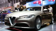 Alfa Romeo Giulia, la gamma completa - Immagine: 8