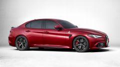 Alfa Romeo Giulia, lo spoiler mobile in azione - Immagine: 8