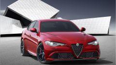 Alfa Romeo Giulia, lo spoiler mobile in azione - Immagine: 4