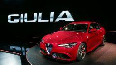 Alfa Romeo Giulia, lo spoiler mobile in azione - Immagine: 10