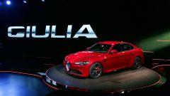 Alfa Romeo Giulia, lo spoiler mobile in azione - Immagine: 11