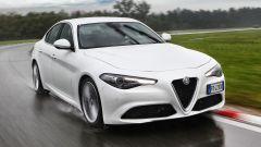 Alfa Romeo Giulia: anche il benzina da 200 cv è a listino  - Immagine: 5