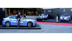 Alfa Giulia, Giulietta e Jeep Renegade: un po' di FCA per la Polizia - Immagine: 8