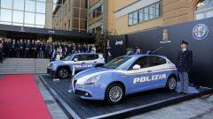 Alfa Giulia, Giulietta e Jeep Renegade: un po' di FCA per la Polizia - Immagine: 7