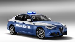 Alfa Giulia, Giulietta e Jeep Renegade: un po' di FCA per la Polizia - Immagine: 9