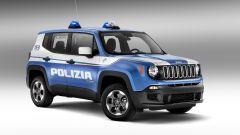 Alfa Giulia, Giulietta e Jeep Renegade: un po' di FCA per la Polizia - Immagine: 10